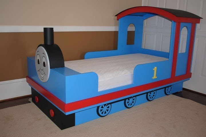 Thomas twin bed 1