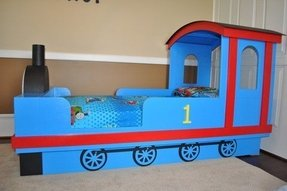 Thomas twin bed 2
