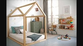 Toddler canopy beds