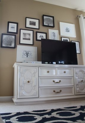 Tv Stand Dresser Combo Ideas On Foter