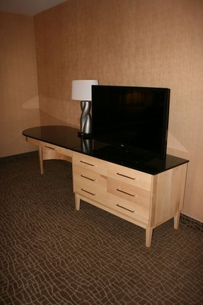 Tv Stand Dresser Combo