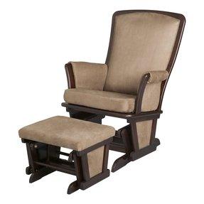 Groovy Leather Glider Rocker Ideas On Foter Evergreenethics Interior Chair Design Evergreenethicsorg