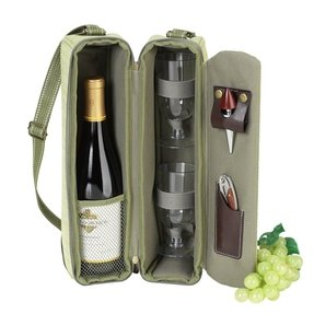 Wine glass carrier 3