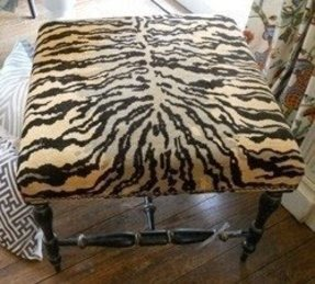 Animal Print Ottomans Ideas On Foter