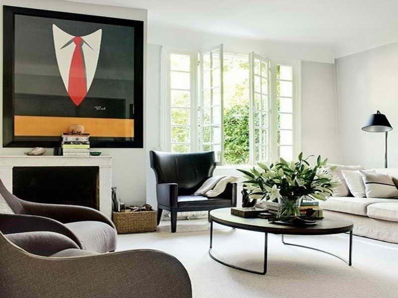 Art Deco Living Room Furniture So Interesting Black Cover Chair