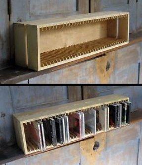 Cd Tower Storage Rack