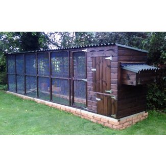 Chicken Coop For 8 Chickens Ideas On Foter