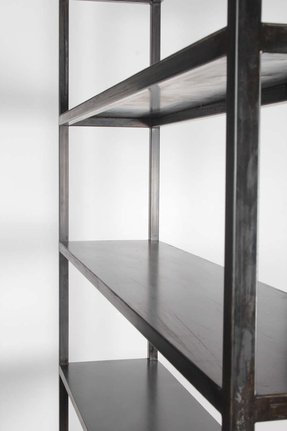 life steel furniture office steelcase bookshelf bookcase home metal new vid
