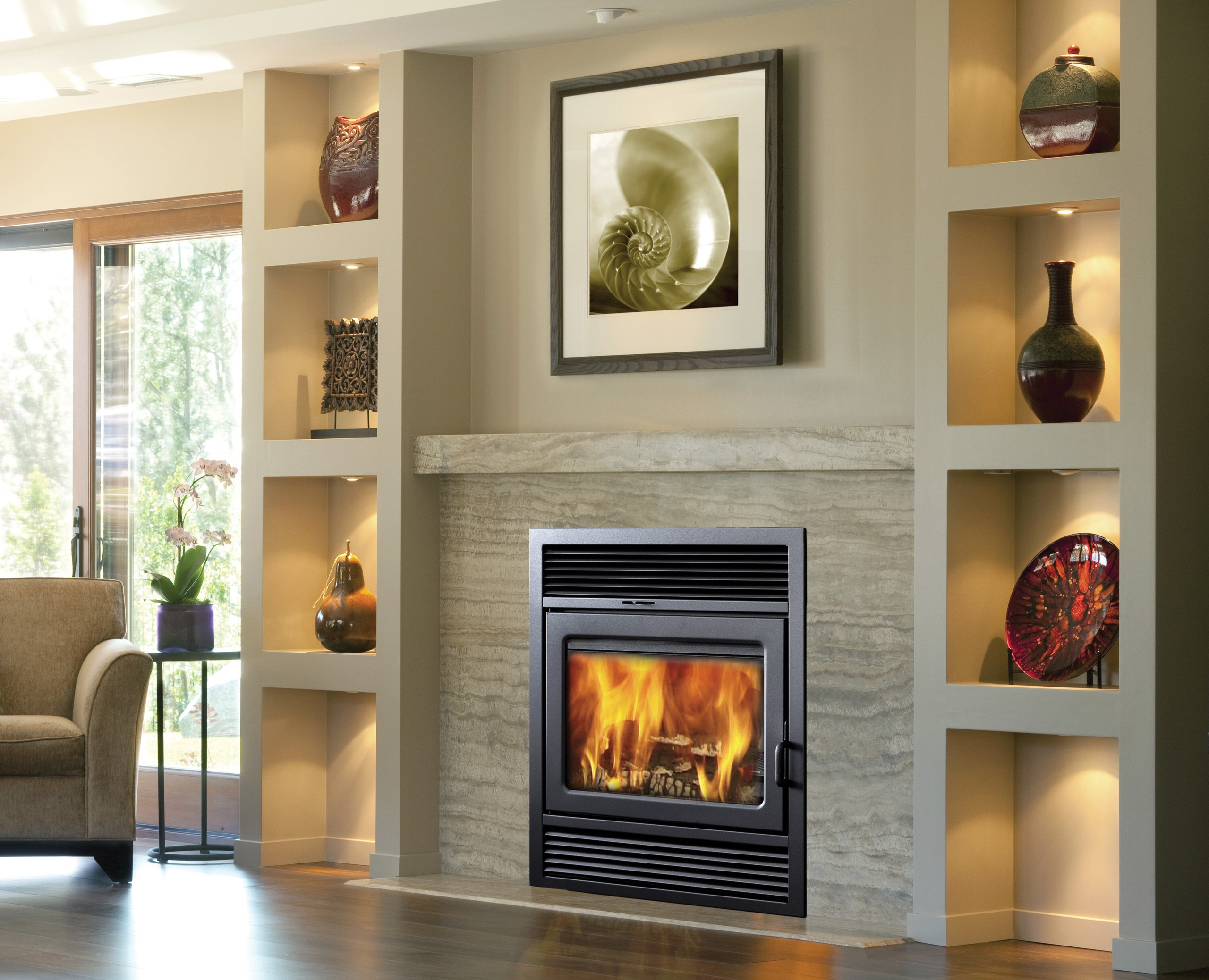 electric fireplace with bookshelves ideas on foter rh foter com fireplace and bookcase wall ideas fireplace shelves ideas