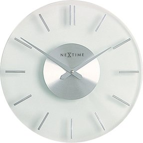 Glass wall clocks 2