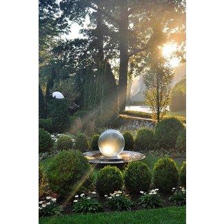 Glow In The Dark Garden Globes