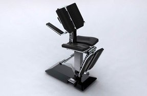 Hydraulic tattoo chair