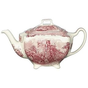 Johnson brothers old britain castles pink 15