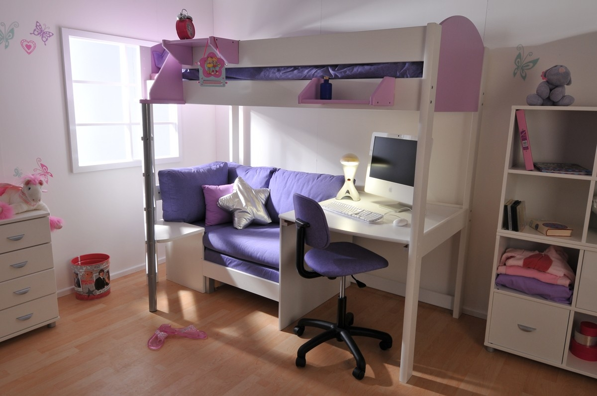 Childrens Bunk Beds With Desk And Futon Cheaper Than Retail Price Buy Clothing Accessories And Lifestyle Products For Women Men