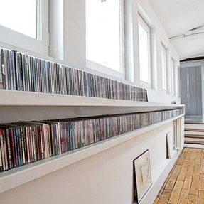 Modern Dvd Storage Ideas On Foter