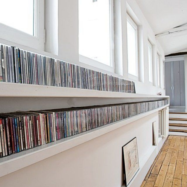 Amazing Modern Dvd Storage 1