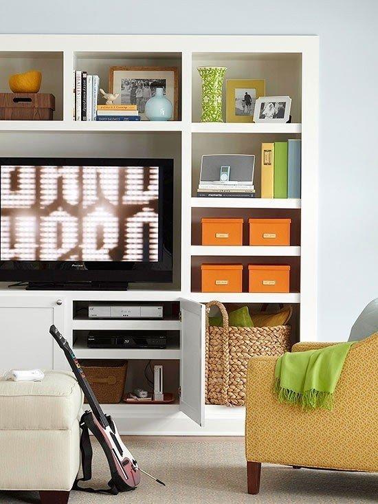 Modern Dvd Storage 4