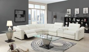 Modern Reclining Sectional