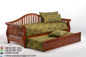 Nightfall daybed with trundle