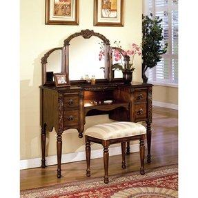 Oak Vanity Table Foter