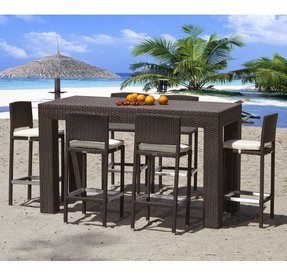 Outdoor bar stools cheap 1