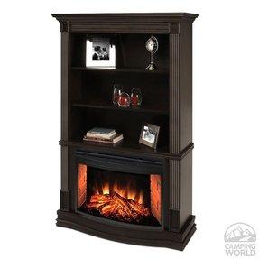 a customcreationsllc made by custom fireplace atlanta bookshelves with flanking