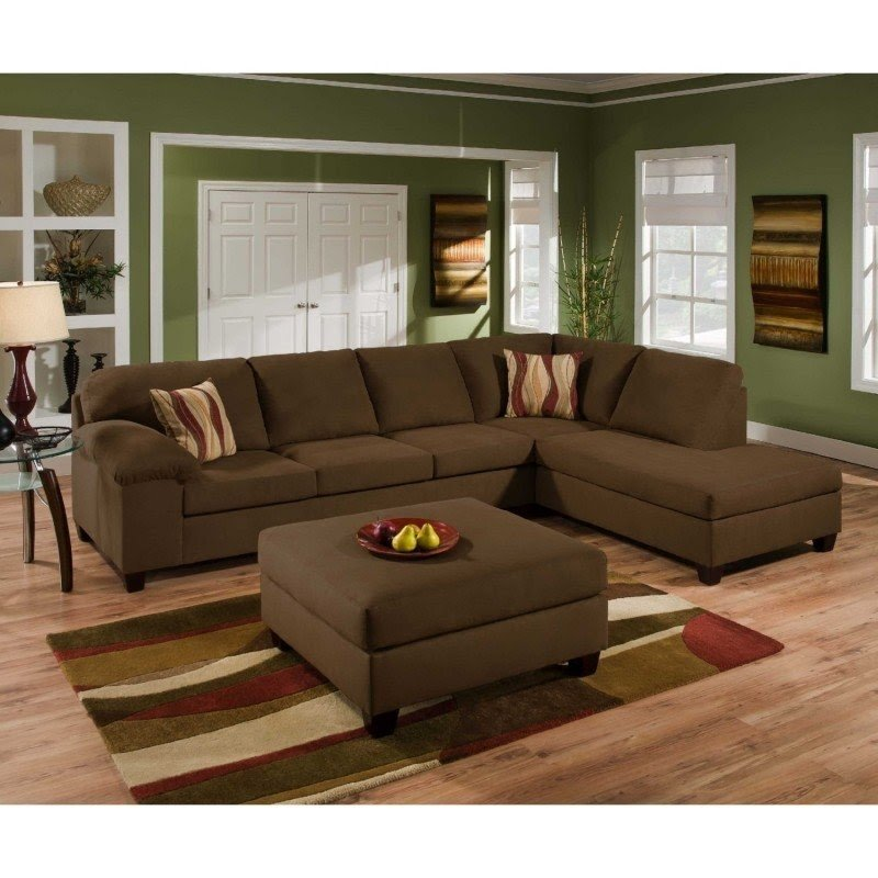 Simmons Sectional Sofas 13