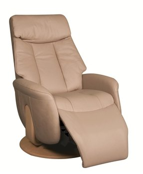 Small leather recliners 2