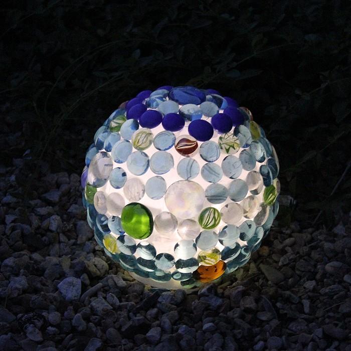 Merveilleux Solar Garden Globes 5