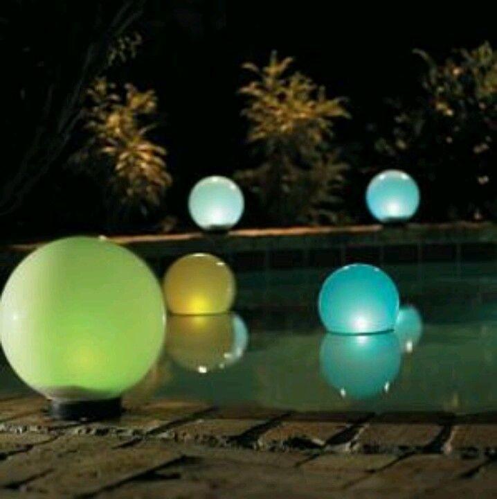 Solar Globes For Garden