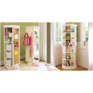 Tall Corner Bookshelf 14