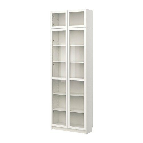 Beau Tall Bookcase With Glass Doors   Ideas On Foter