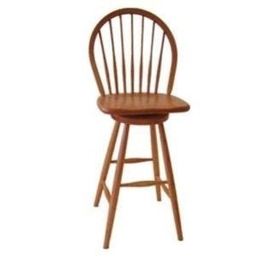 Brilliant Oak Windsor Back Bar Stool Ideas On Foter Squirreltailoven Fun Painted Chair Ideas Images Squirreltailovenorg