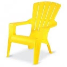 Us leisure stackable resin patio chairs in adirondack design features