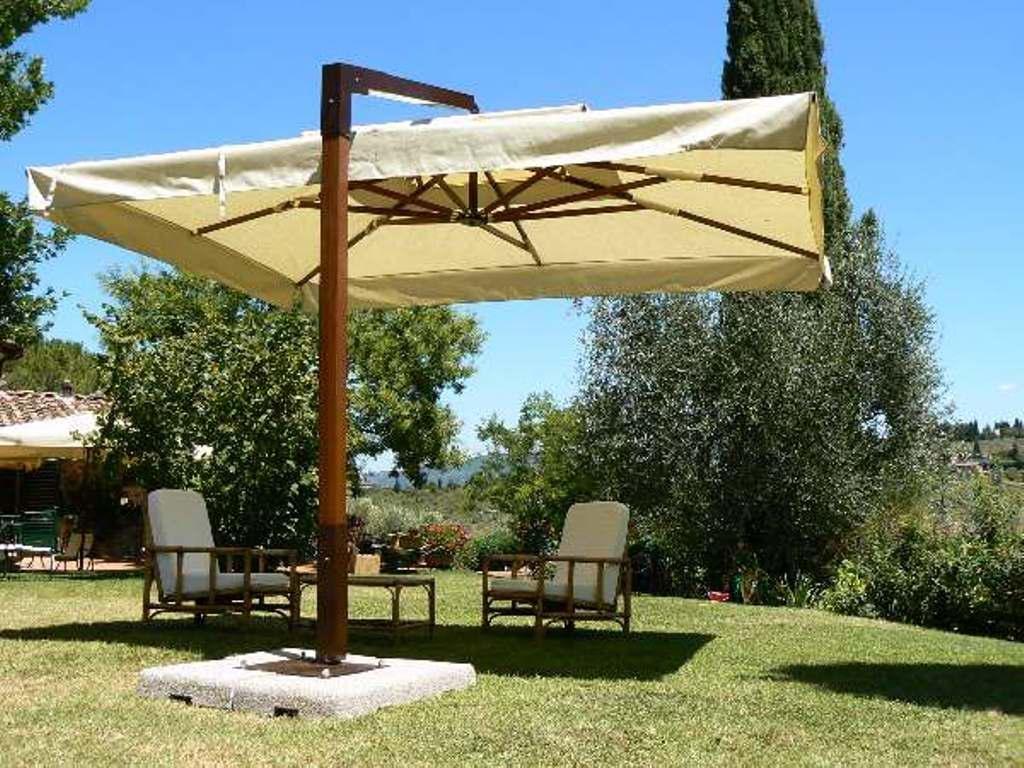 Wind Resistant Patio Umbrellas 2
