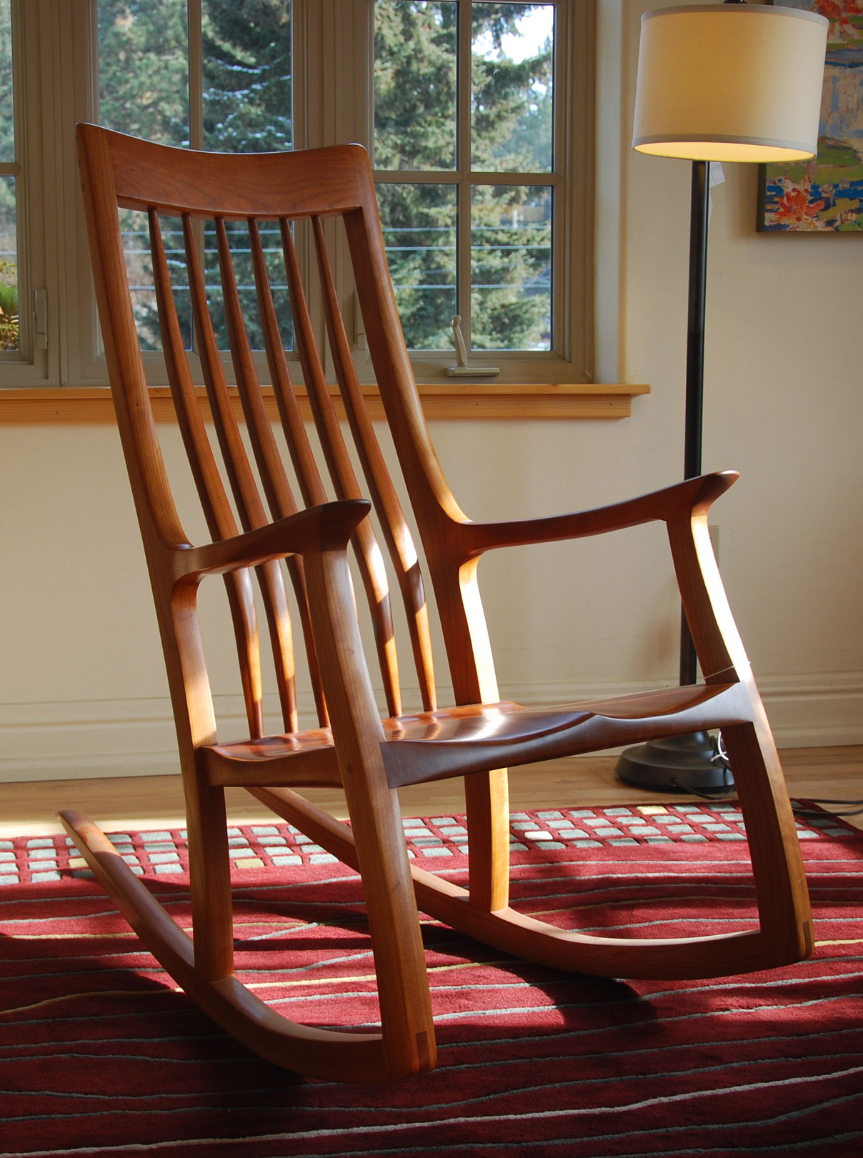 Bon Wooden Rocking Chairs 6