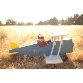 Airplane riding toy 3
