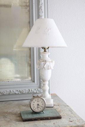 Alabaster Lamp Shade Foter