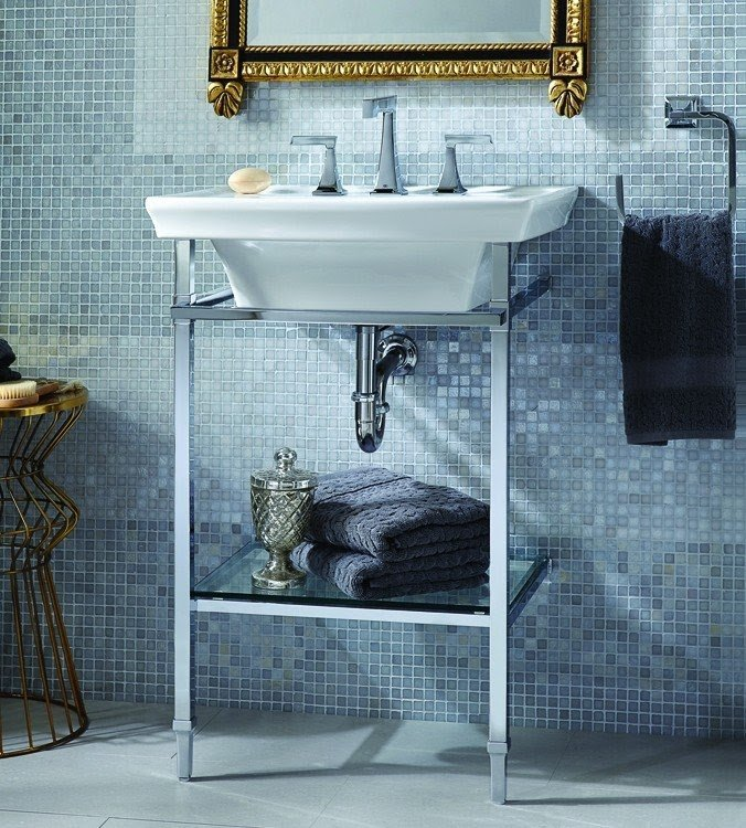 Bathroom Console Table