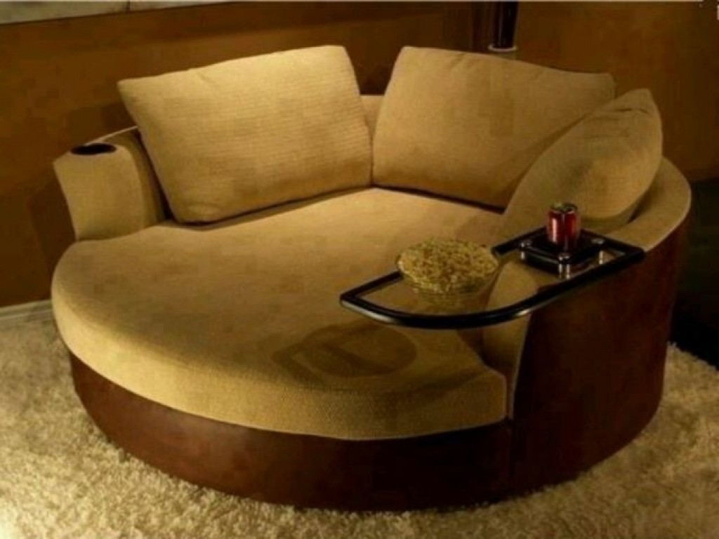 Bedrooms. ❤ . Bedrooms. Round Chaise Lounge ...