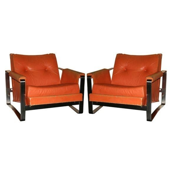 Burnt orange armchair  sc 1 st  Foter : burnt orange chairs - Cheerinfomania.Com