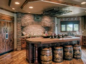 Cabin bar stools