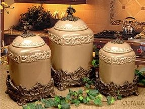 Canisters sets for the kitchen 1