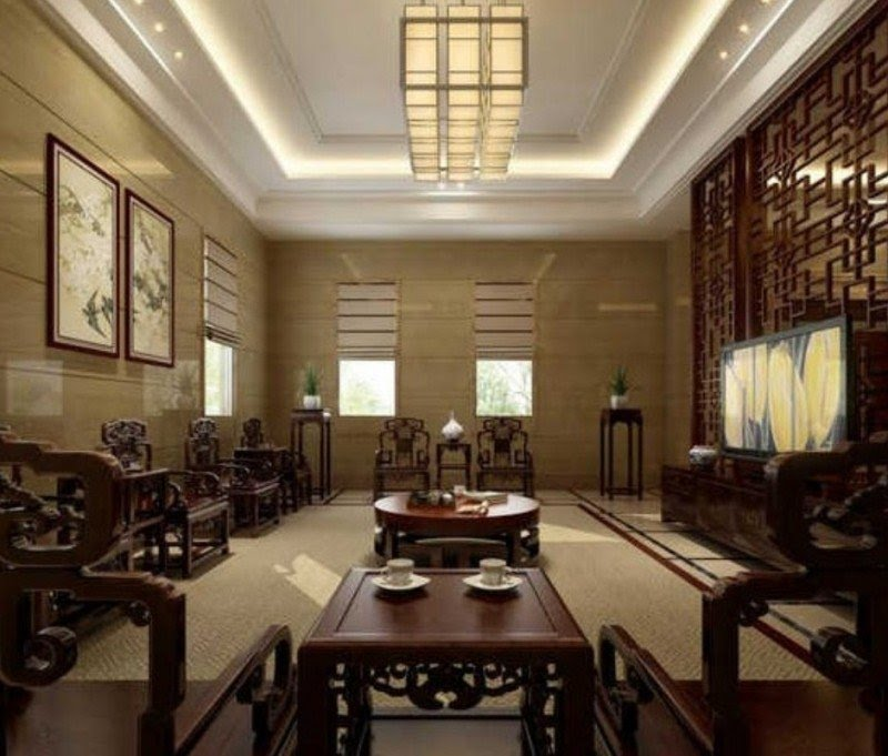 Chinese Living Room Furniture 6