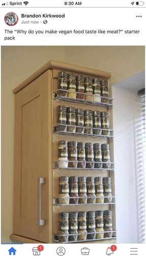 Wood Wall Spice Rack Ideas On Foter