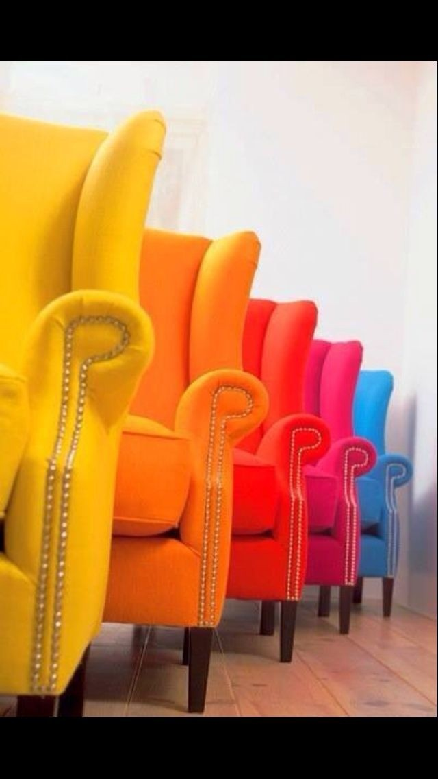 Funky Armchairs