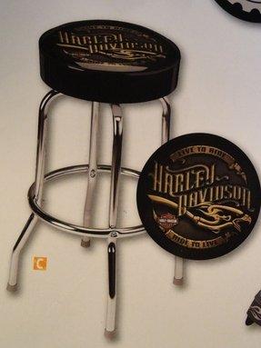Harley Davidson Bar Stools Ideas On Foter