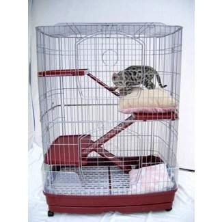 Large Outdoor Bunny Hutch