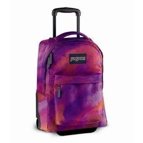 Jansport rolling backpacks for girls