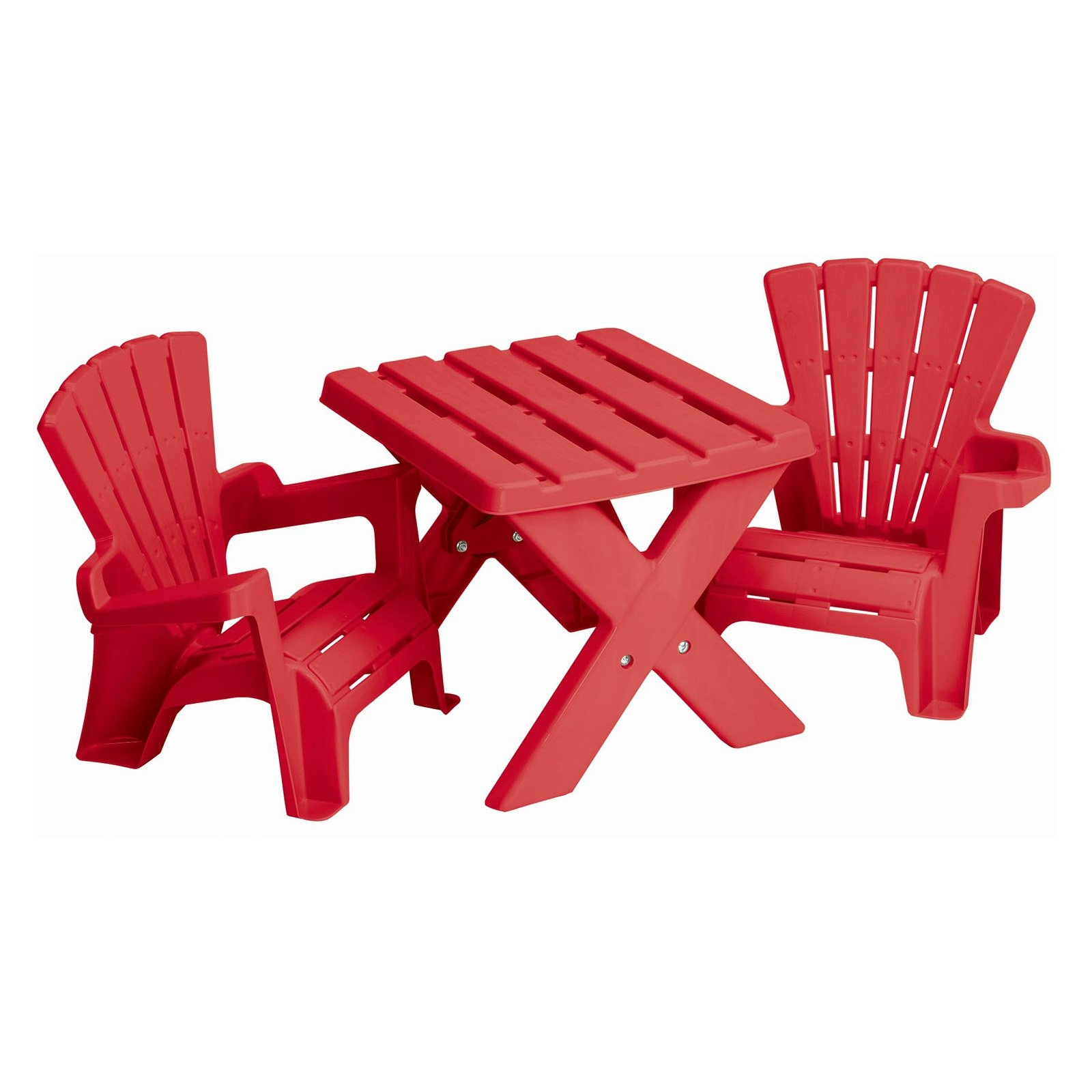 Kids Plastic Adirondack Chairs